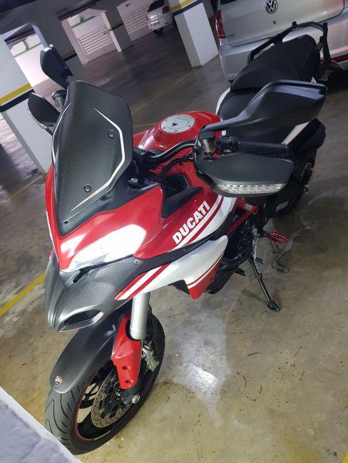 Ducati Multistrada 1200 S Pikes Pake - Foto #8