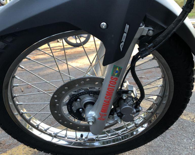 Honda XRE 190 (ABS) (Flex) - Foto #7
