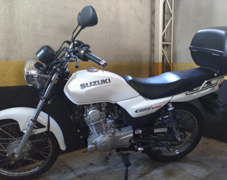 Suzuki GS 120 - Foto #1