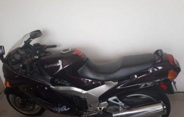 Kawasaki Ninja ZX 11 (1100cc) - Foto #3