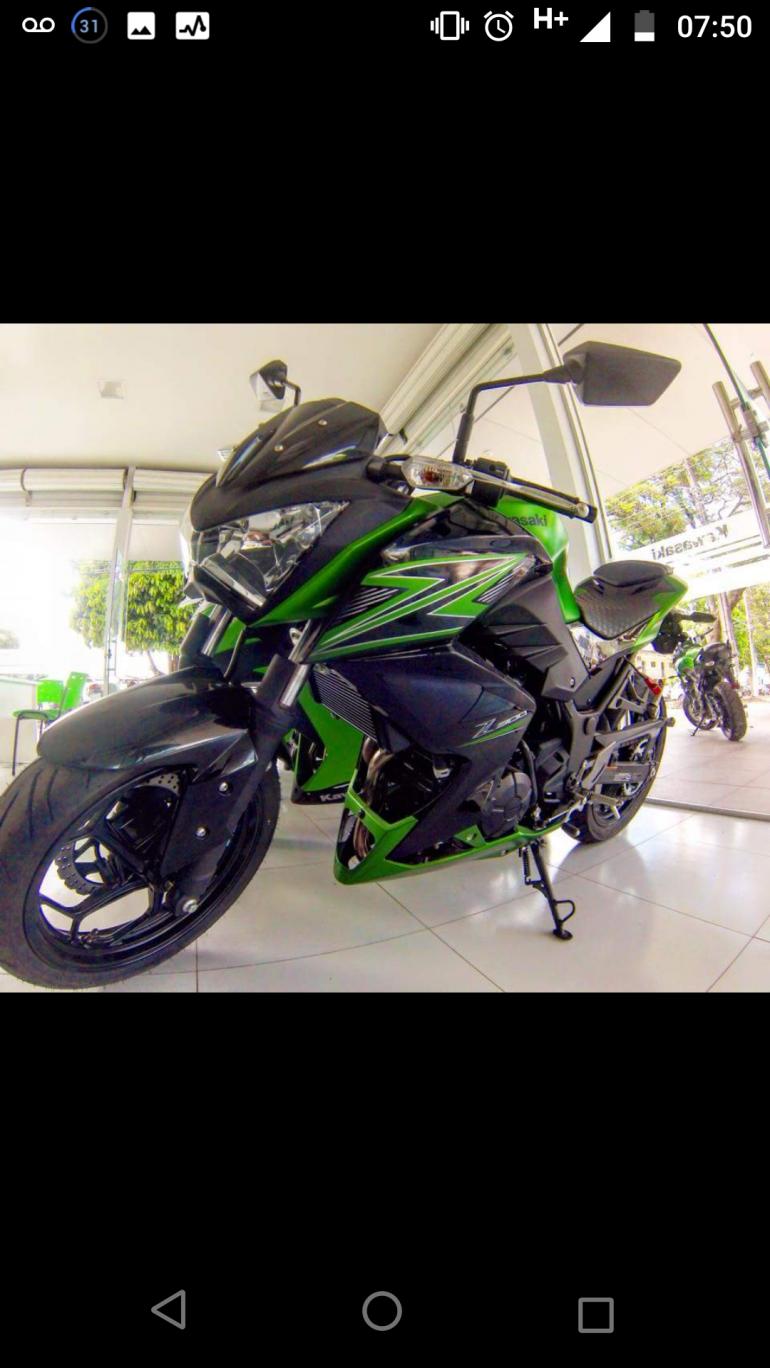 Kawasaki Z 300 - Foto #1