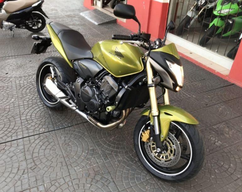 HONDA CB 600 F HORNET 2012 600 cm3 | moto roadster | NOIR