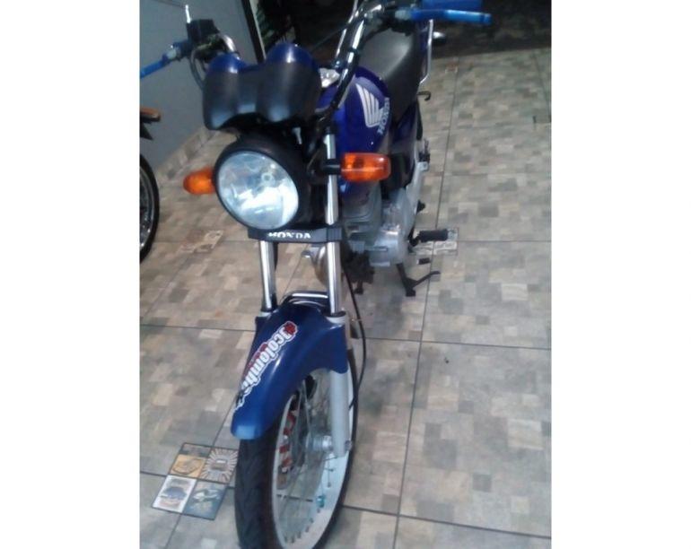Honda Cg 150 Titan ESD - Foto #2