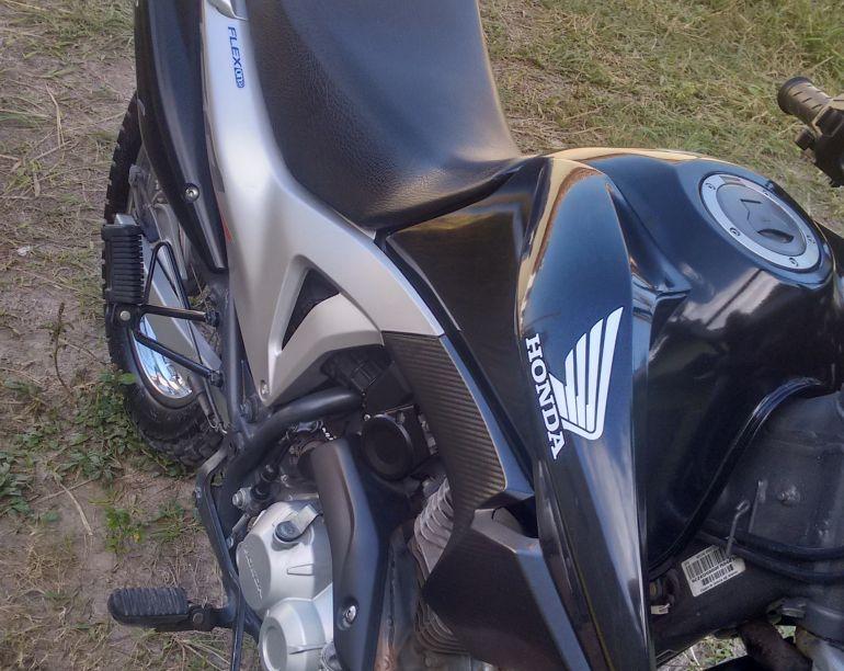 Honda NXR 160 Bros ESD - Foto #1