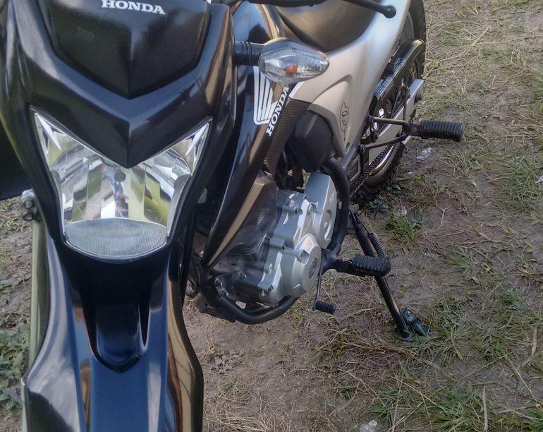 Honda NXR 160 Bros ESD - Foto #8