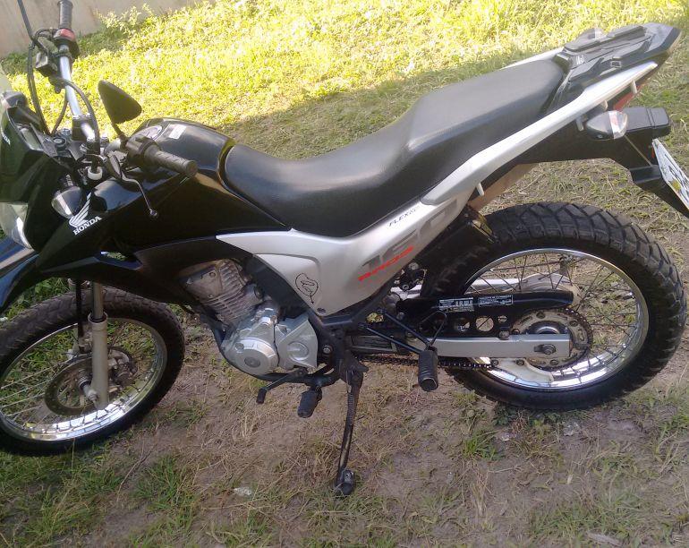 Honda NXR 160 Bros ESD - Foto #9