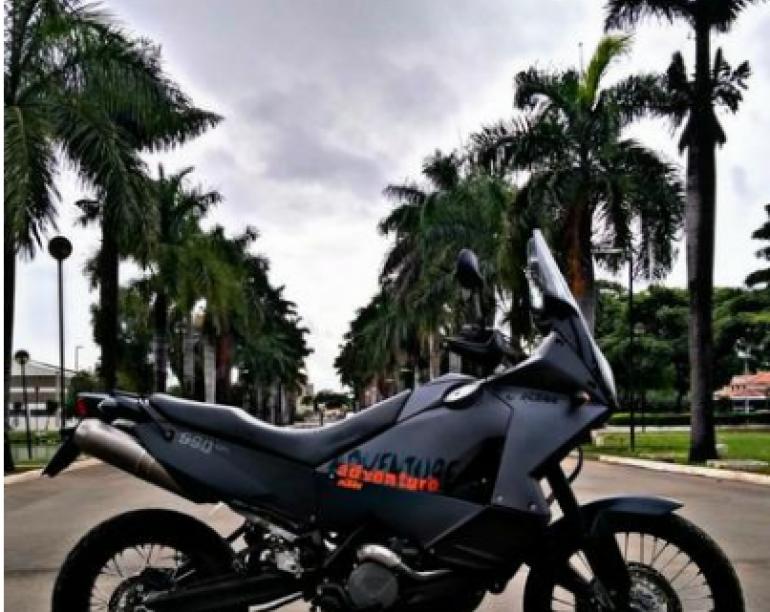KTM 990 Adventure ABS - Foto #1