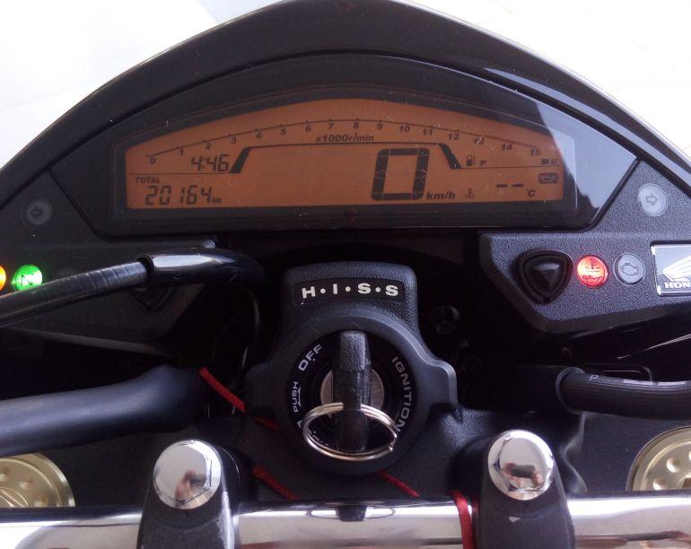 Honda CB 600 F Hornet (ABS) - Foto #3