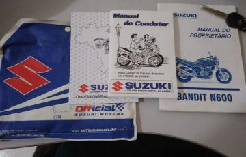 Suzuki Bandit N 600 - Foto #3