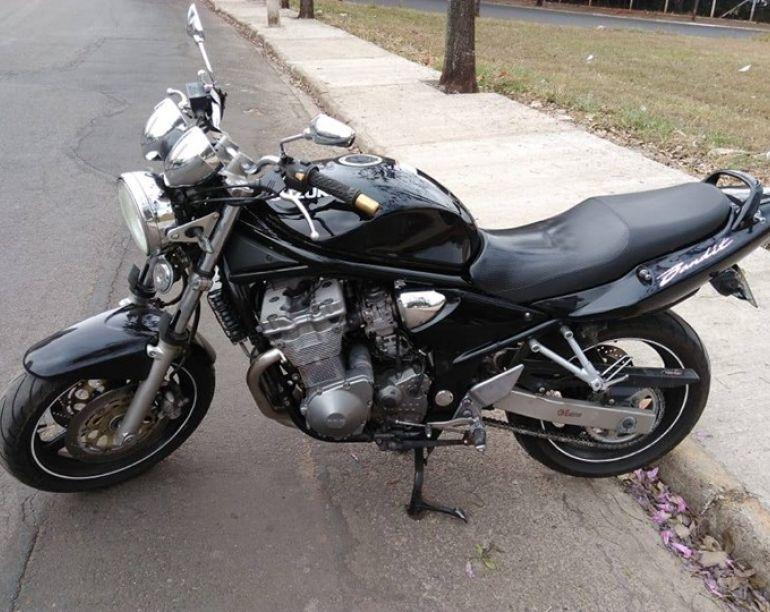 Suzuki Bandit N 600 - Foto #6