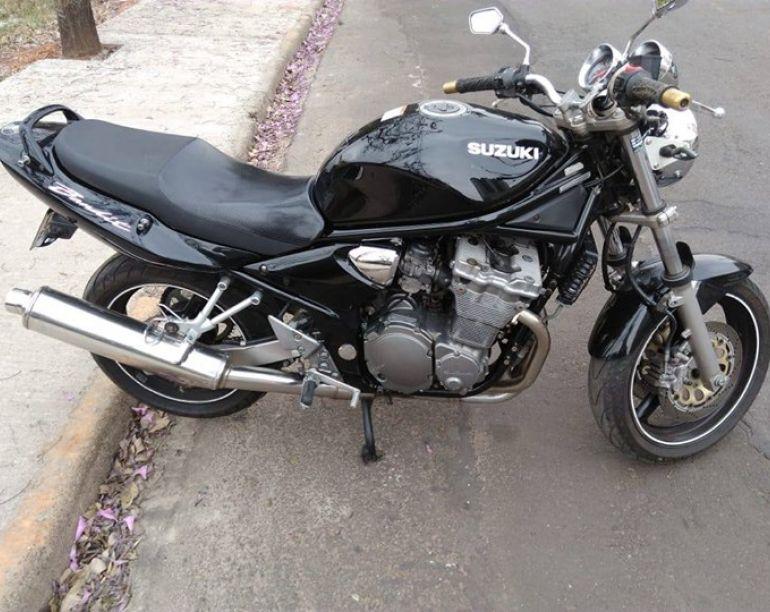 Suzuki Bandit N 600 - Foto #8