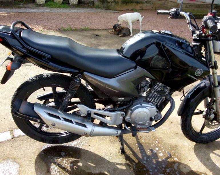 Yamaha YBR 125 Factor ED - Foto #2