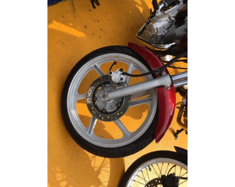 Honda Cbx 200 Strada - Foto #4
