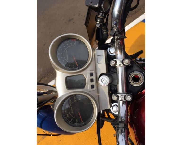 Honda Cbx 200 Strada - Foto #5