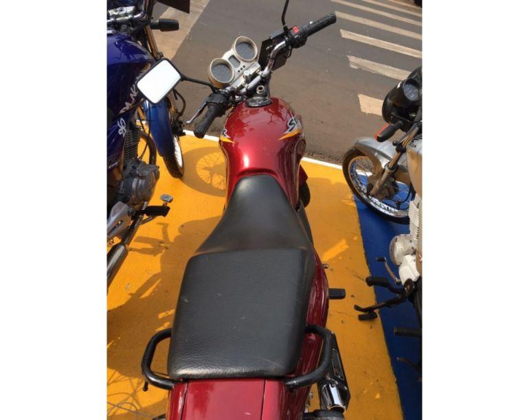 Honda Cbx 200 Strada - Foto #6