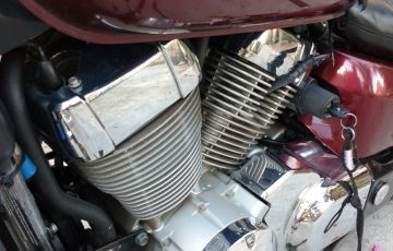 Honda Shadow 750 - Foto #2