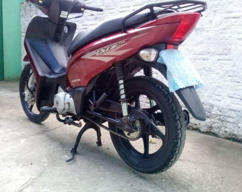 Honda Biz 125 Flexone - Foto #1