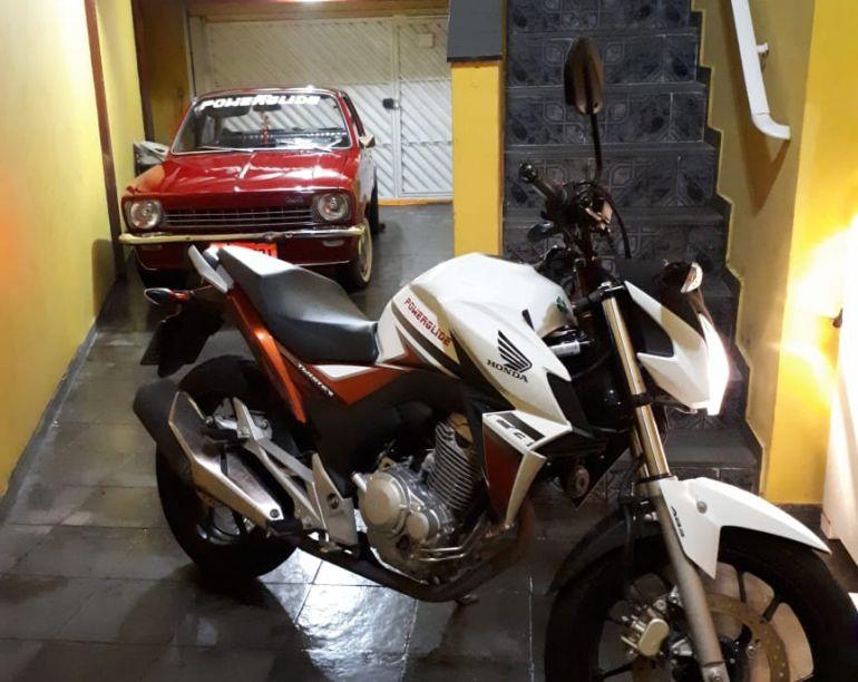 Honda Twister (ABS) - Foto #3