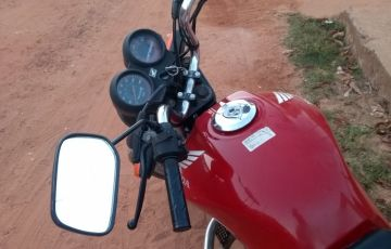 Honda Cg 125 Fan ES - Foto #5