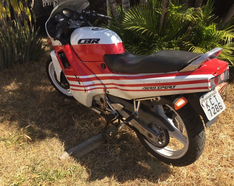 Honda Cbr 450 SR - Foto #2
