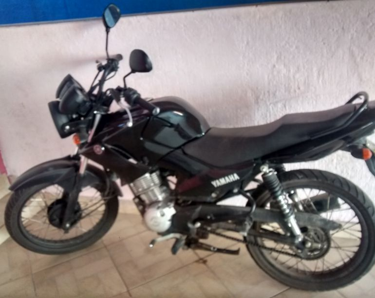 Yamaha Ybr 125 E - Foto #1