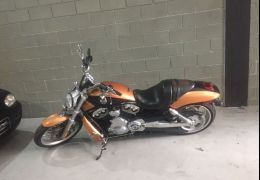 Harley-Davidson V Rod Custon Sport - Foto #1