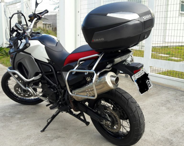 BMW F 800 GS Adventure - Foto #4