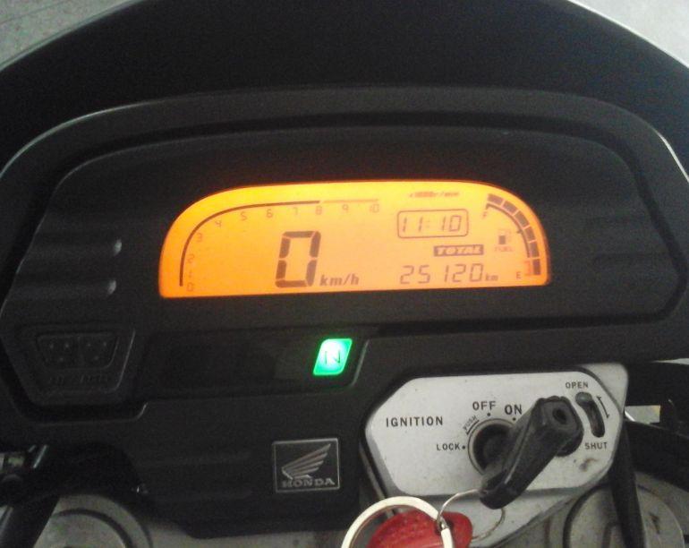 Honda Nx 400i Falcon - Foto #2