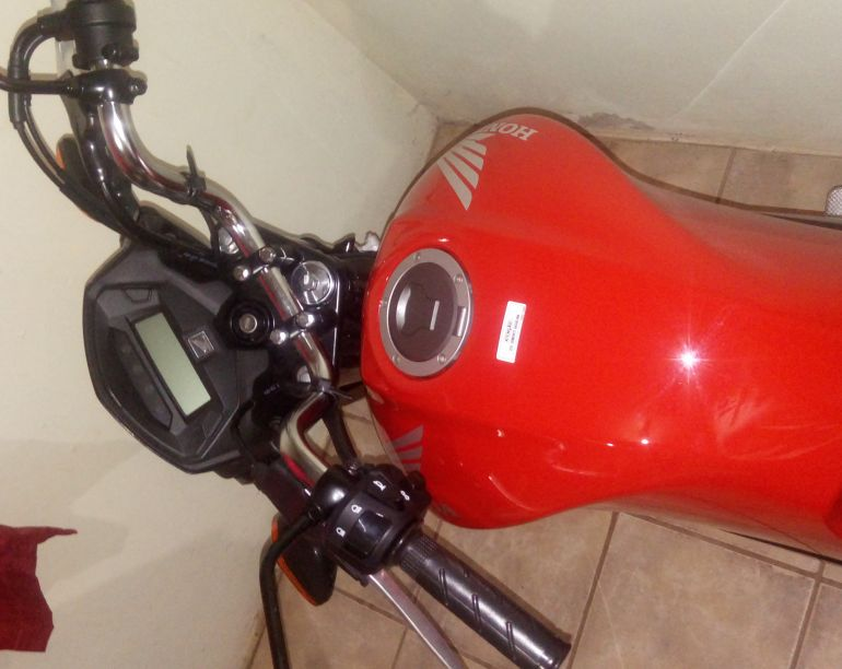 Honda Cg 125i Fan - Foto #7