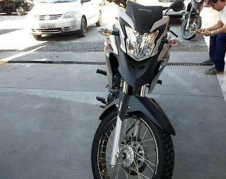 Honda XRE 190 (ABS) (Flex) - Foto #2