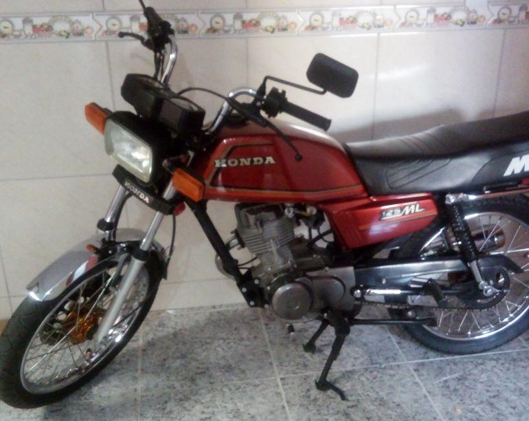 Honda Ml 125 - Foto #1