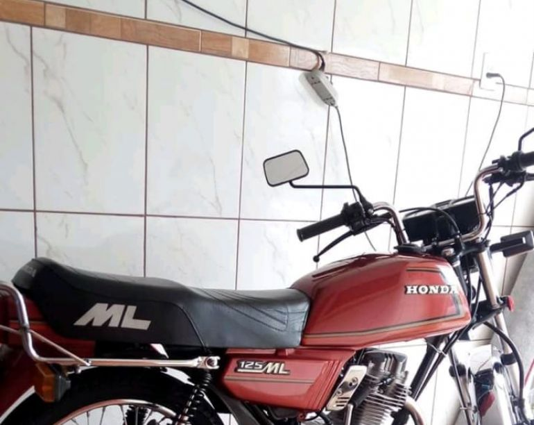 Honda Ml 125 - Foto #2