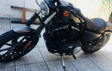 Harley-Davidson Sportster 883 Iron - Foto #2