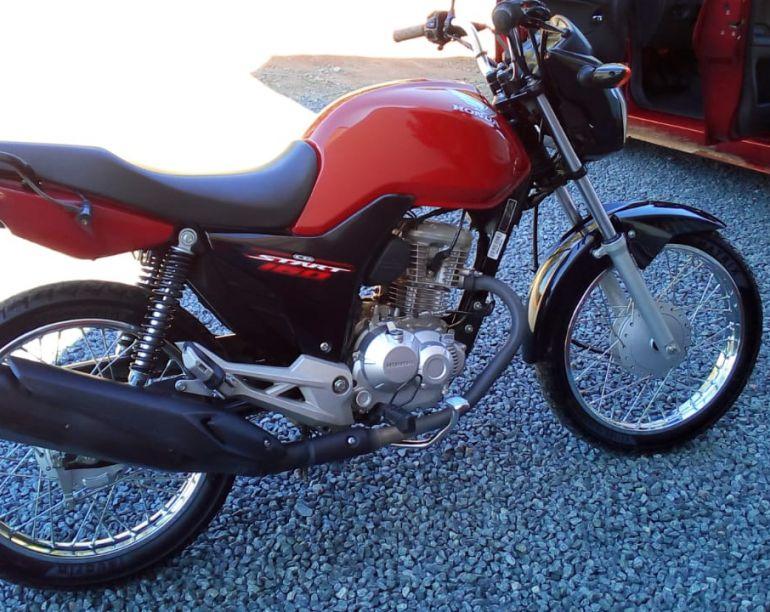 Honda Cg 160 Start - Foto #1