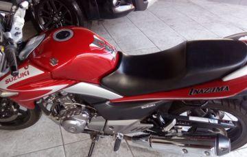 Suzuki Inazuma 250 - Foto #3
