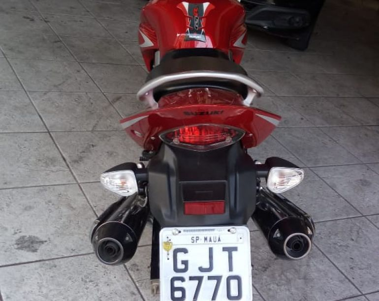 Suzuki Inazuma 250 - Foto #4