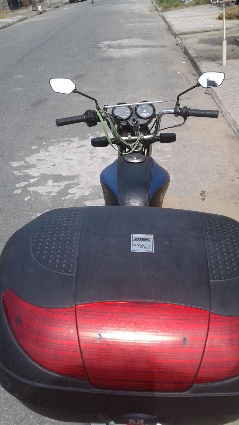 Honda Cg 125 Titan KS - Foto #6