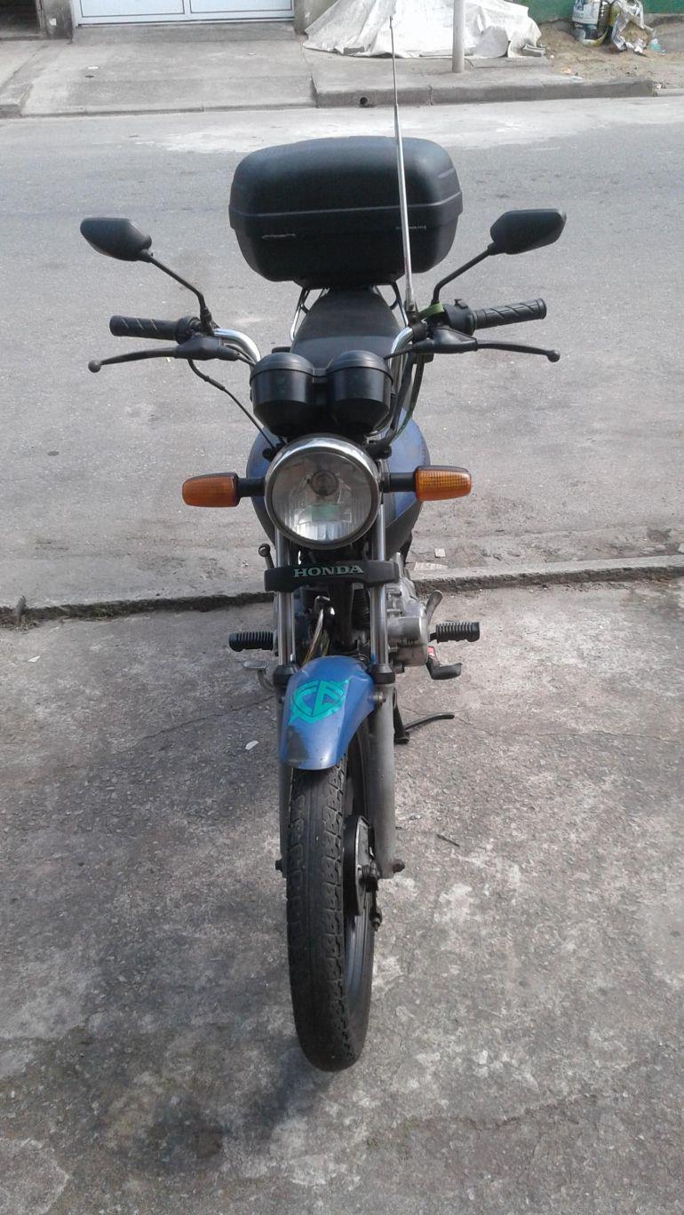 Honda Cg 125 Titan KS - Foto #7