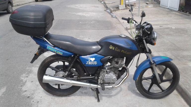 Honda Cg 125 Titan KS - Foto #8