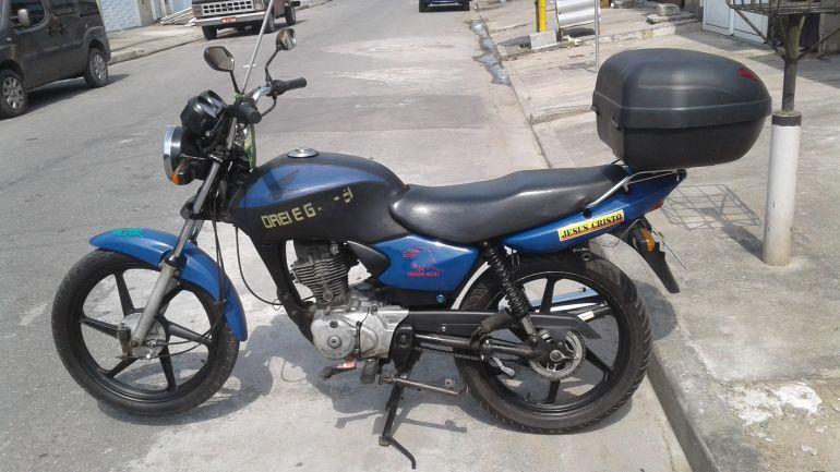 Honda Cg 125 Titan KS - Foto #9