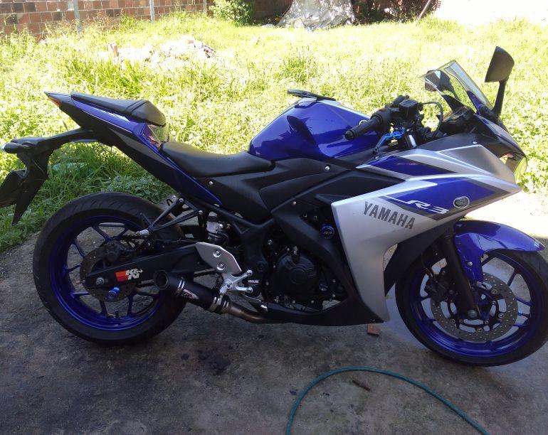 Yamaha YZF R3 (STD) - Foto #3