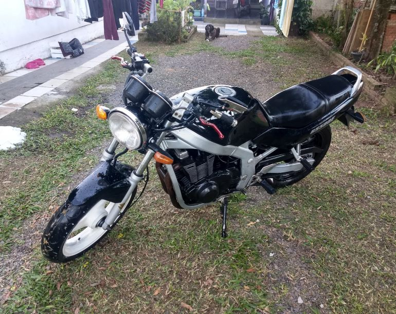 Suzuki Gs 500 E - Foto #3