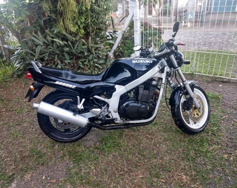 Suzuki Gs 500 E - Foto #4