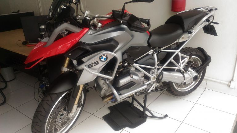BMW R 1200 Gs(Premium) - Foto #1