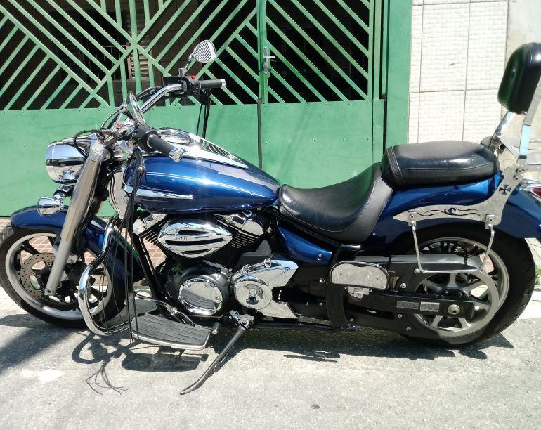 Yamaha Xvs Midnight 950 - Foto #1