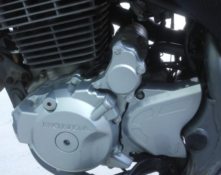 Honda Nx 400i Falcon - Foto #1