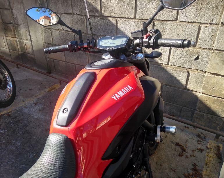 Yamaha MT 07 (ABS) - Foto #6