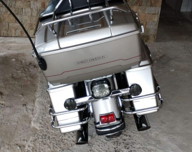 Harley-Davidson Electra Glide Ultra Fuel Injection - Foto #2