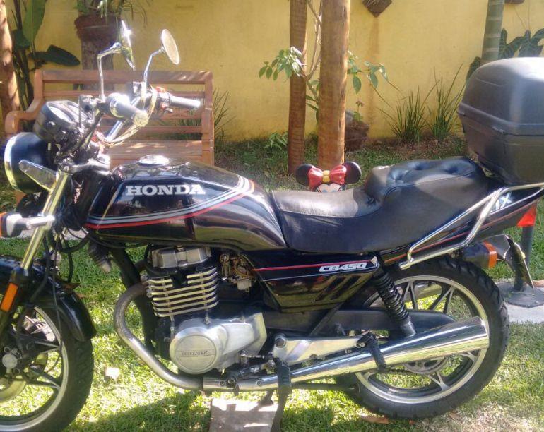 Honda Cb 400 - Foto #8