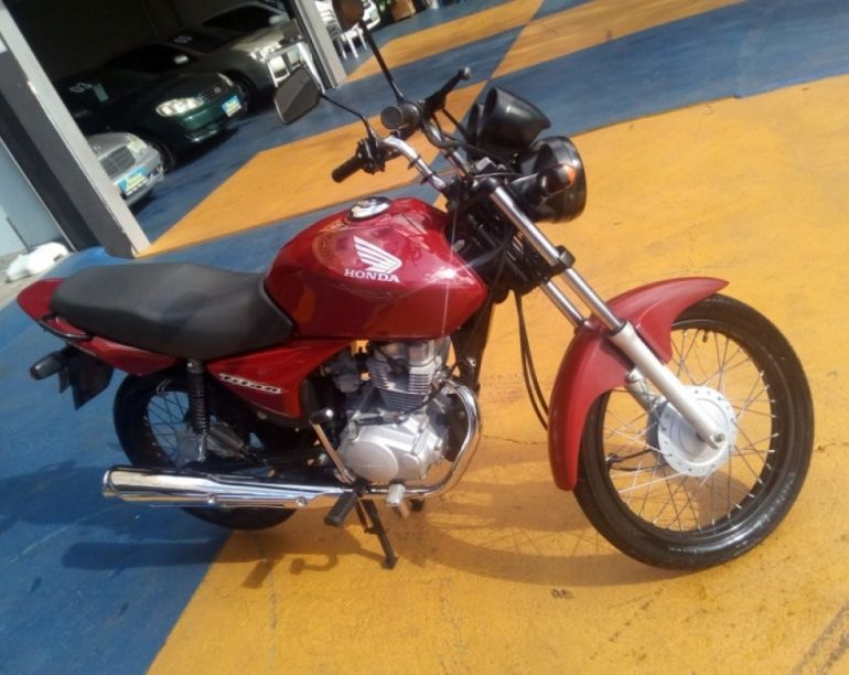 Honda Cg 150 Titan KS - Foto #10